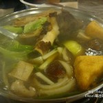 (20091107食記) 立冬補冬:正老林羊肉爐微風店