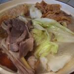 (20101107食記) 立冬外帶皇宮食補薑母鴨@台北內湖