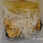 檸檬鮭魚珍珠堡@摩斯漢堡