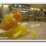 《波堤獅伴遊曼谷》之一:二航廈華航貴賓室&荷航初體驗
