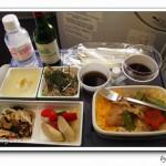 (( 北海道租車遊 ))之1 ~ 不好的開始@飛機餐