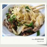 (( 2007尋訪桐花 )) 吃飽再走:無名小麵攤@桃園龍潭