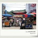 (( 2007尋訪桐花 )) 北埔老街吃客家菜逛古蹟@新竹
