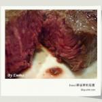 颱風天在家吃牛排