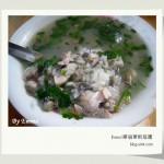 ((台南美食快閃)) 阿憨鹹粥