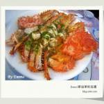 恭賀許老師生日快樂:佳美海鮮餐廳@新竹