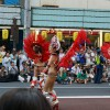 (200908東京. 夏休) 淺草森巴祭、原宿表参道元氣祭