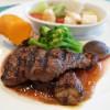 (20140824食記) 三十多年老店樸實不華平價老式牛排館:總督西餐廳@台北