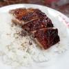 (201410澳門) 黯然銷魂黑椒燒鵝燒鴨飯,陳光記燒味飯店