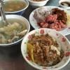 (20150509食記) 除了火雞肉飯外也極受在地人喜愛的中式早點,朝陽街無招牌魯熟肉店(菜鴨魯熟肉或源魯熟肉)@嘉義市