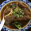 【台北 美食】牛肉麵.雞湯,湯頭味濃牛肉美味的深夜食堂@市民大道